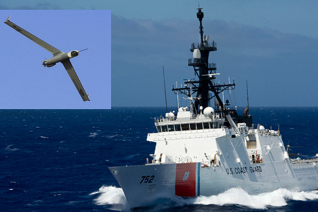 USCG begins installation of UAS on NSC