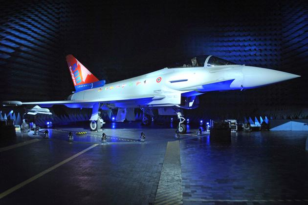 Typhoon Captor-E integration continues