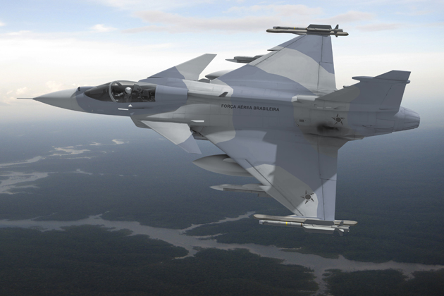 Farnborough: Year of the Gripen?
