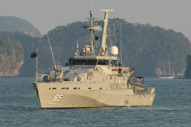 Australia issues OPV RfT