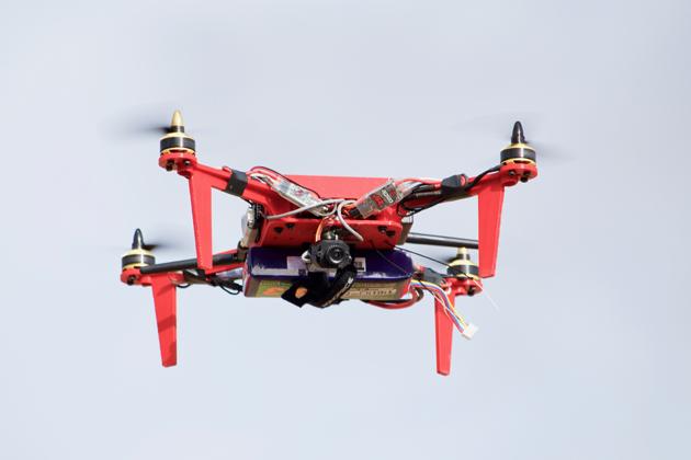 US demos 3-D printed UAV