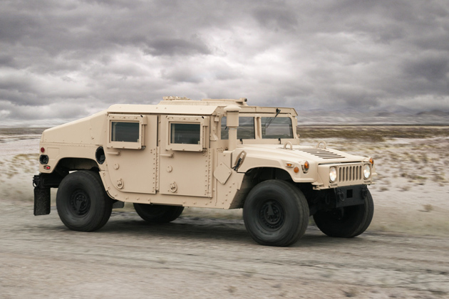 AM General logs $151 million HMMWV orders