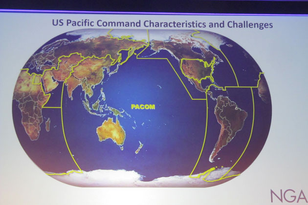 DGI 2017: Asia GEOINT requirements increase