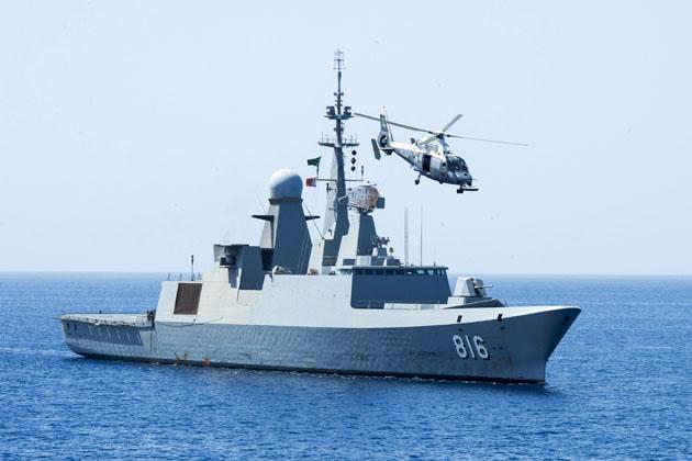 Analysis: Saudi Arabia - A close customer (part 3 - maritime)