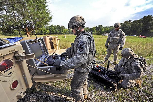AUVSI 2015: Army looks towards the common robot