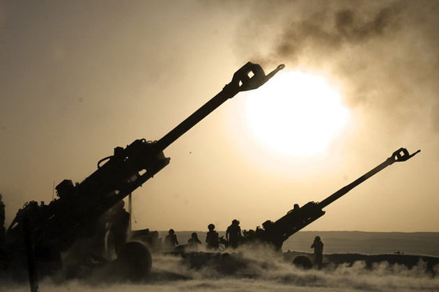 M777 Howitzers ordered for India