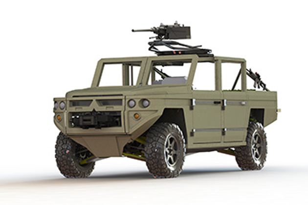 Eurosatory: GDELS partners with Defenture for new LTVs