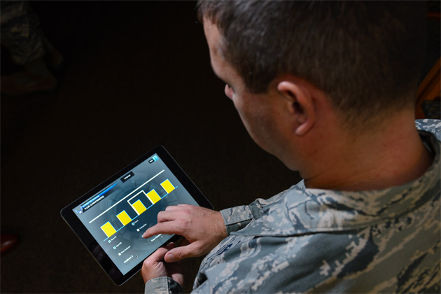 I/ITSEC 2016: USAF intel sees app-ortunities