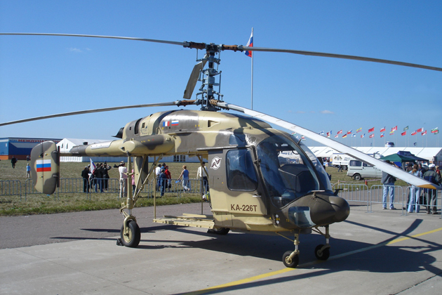 Indian deal done for Ka-226T