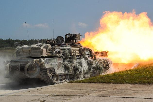Saudi and UAE driving GCC defence