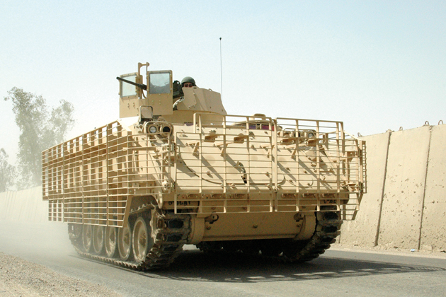 Draft RfP outlines new AMPV arrangement