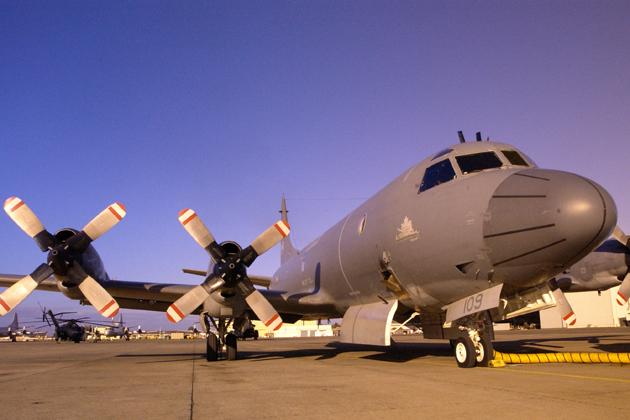 MVASP for Canada's CP-140 Aurora operationally validated