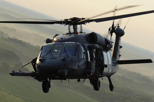 USAF moves forward with HH-60 replacement