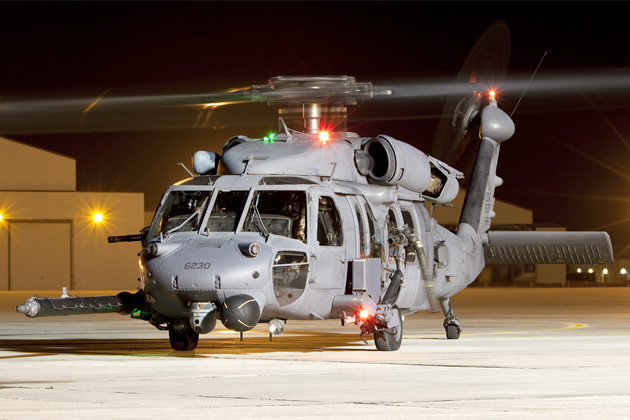 USAF releases Combat Rescue Helicopter RfP