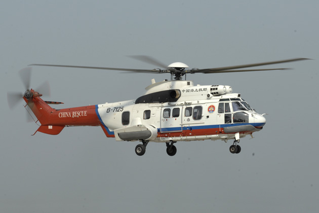 SAR 2012: China rescue service to purchase eight new helicopters