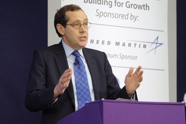 British minister reinforces defence export market