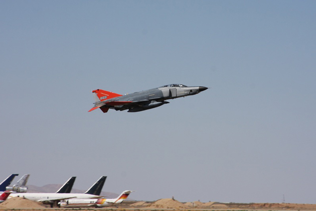 BAE Systems QF-4 programme milestone reached