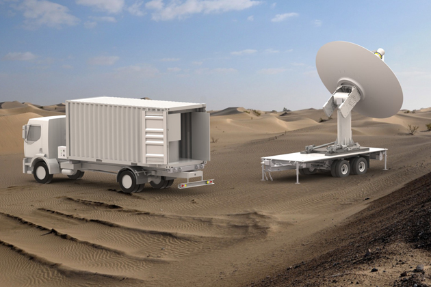 Raytheon targets Mobile Range at Middle East