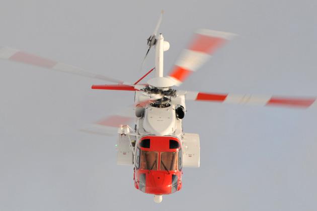 SAR 2012: Irish Coast Guard to receive UK MCA S-92s in 2013