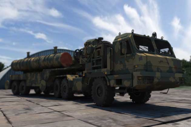 UNIGINE Engine selected for Almaz-Antey software