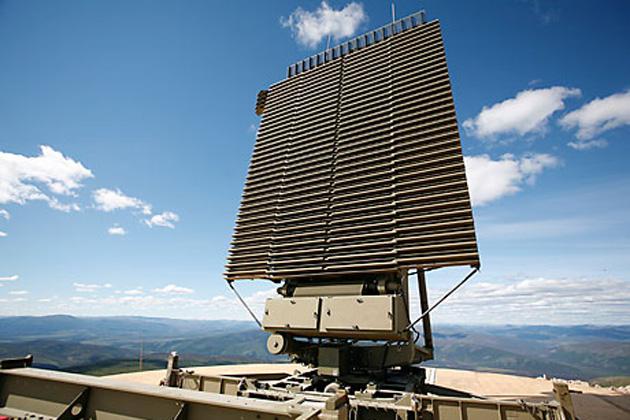 Thai Air Force Activates Tps 77 Long Range Radar