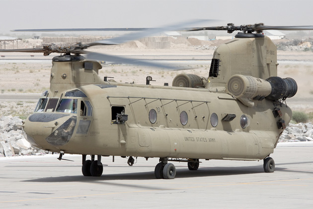 AUSA 2012: Boeing preparing for next steps on Chinook roadmap
