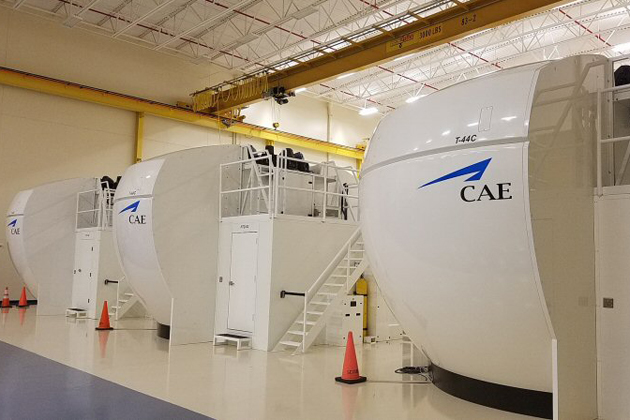 CAE details training contracts