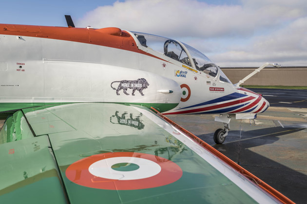 Aero India 2017: Twin Hawks grow longer talons