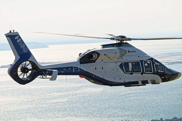 Paris Air Show: Airbus bullish about H160 turnaround
