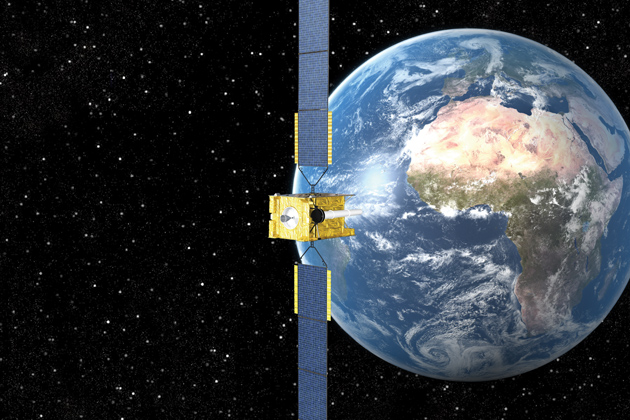 Airbus adds Intelsat General as Skynet partner