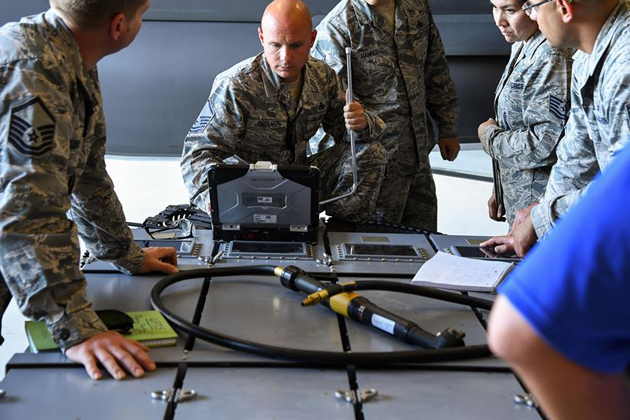 F-35A ammunition loader validated