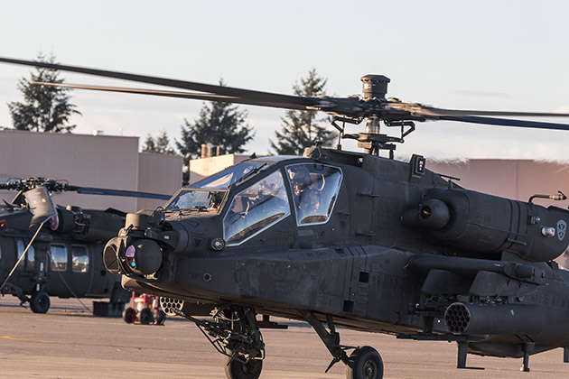 Quad A 2017: AH-64E becomes army's guardian