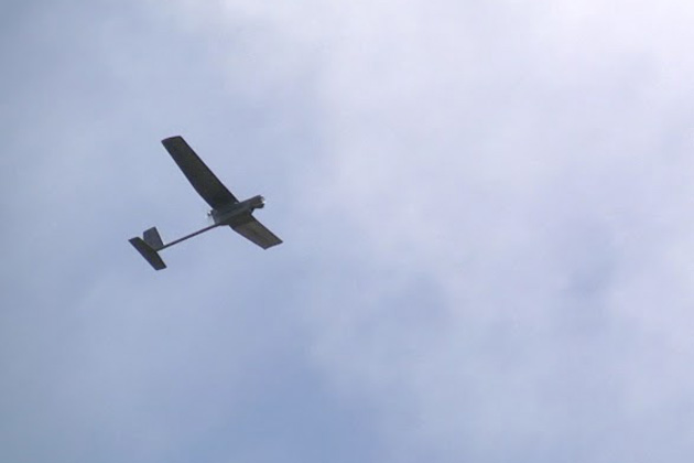 AR4 Light Ray UAV demonstrated for Colombian armed forces
