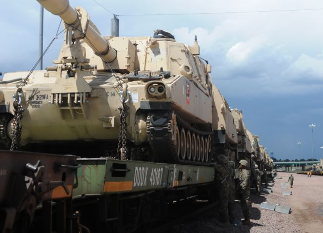 US Army targets force projection improvements