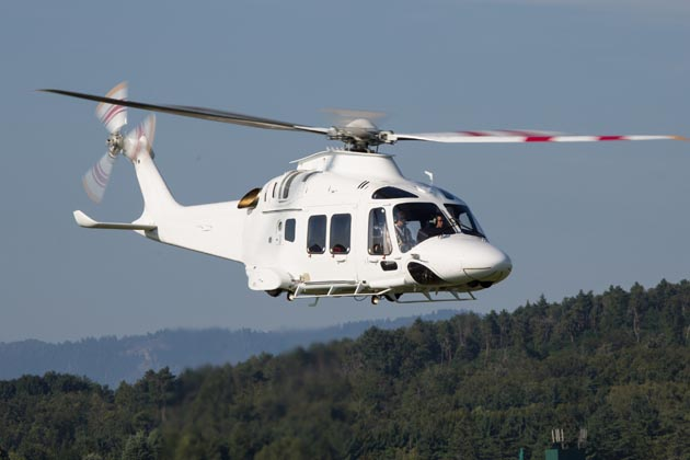 AW169 achieves FAA validation
