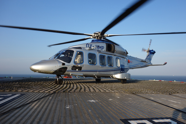 Bel Air AW189s reach flight milestone