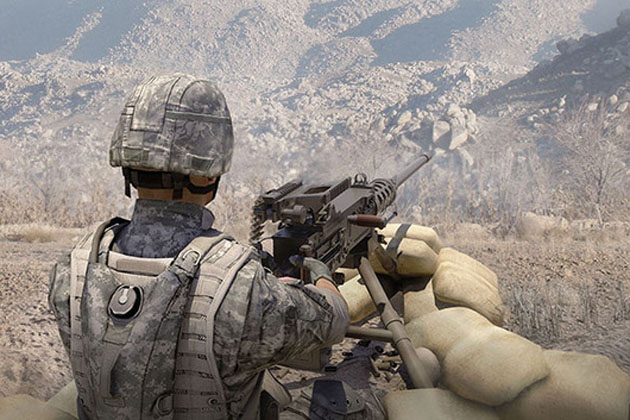 FWS-CS sight for US Army