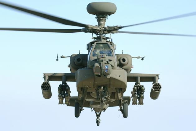 Longbow to upgrade Apache radar