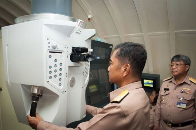 MilSim Asia: Thais train on submarine simulator