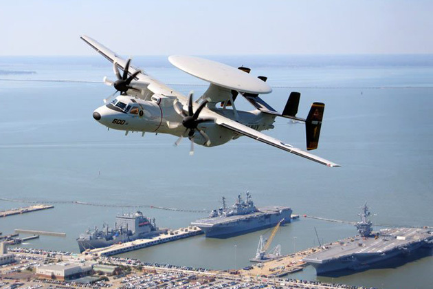 EW Singapore: E-2D Hawkeye coming to Asia