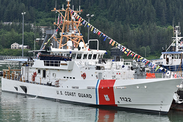 USCG commissions 22nd FRC