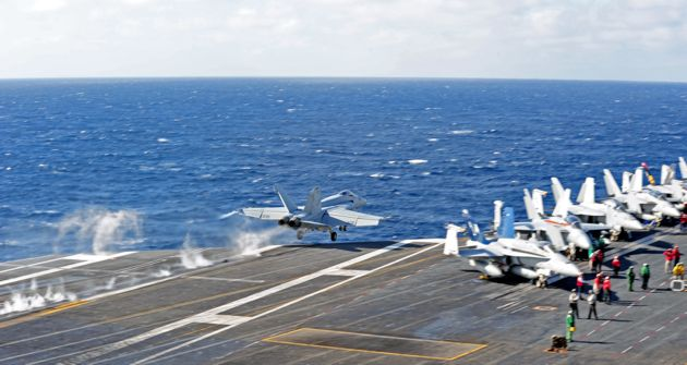 Surface Navy: US carrier gap explained