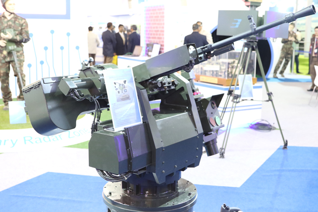 Aero India 2017: BEL completes RWS for Arjun