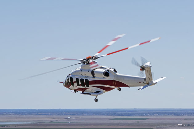 Bell 525 progressing with its return