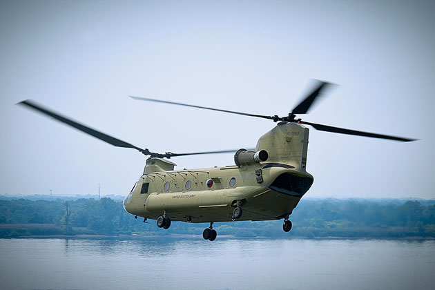Paris Air Show: Boeing to ink EMD Chinook contract