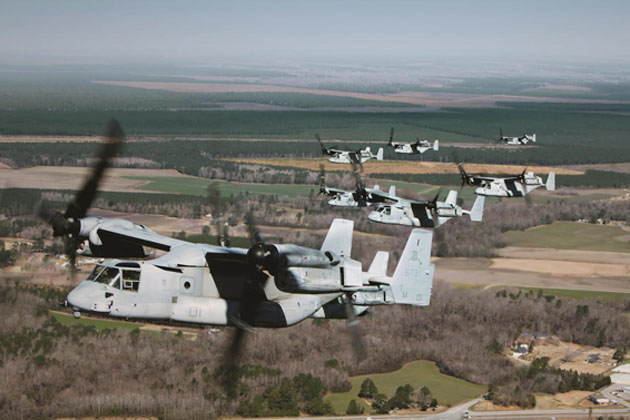 Paris Air Show: Arming options for CV-22