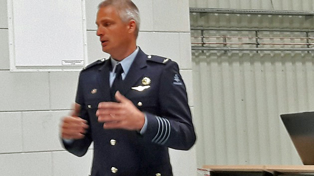 ITEC 2017: RNLAF outlines simulation plans