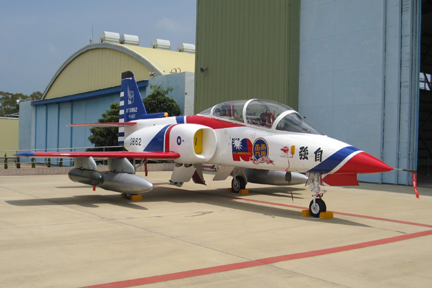 Taiwan jet trainer delayed 10 years