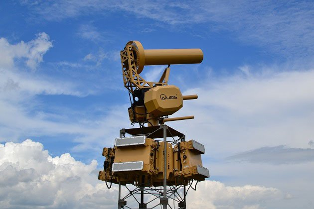 Spain picks AUDS to detect, defeat UAVs