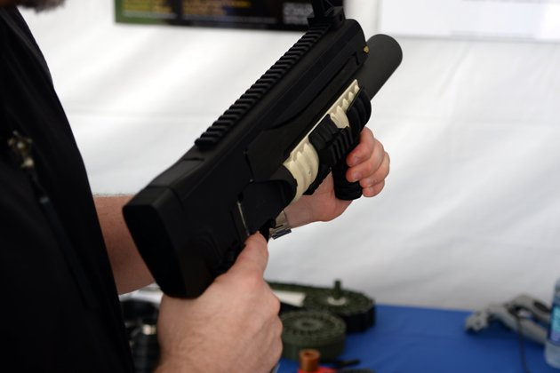 US Army explores 3D-printing